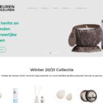 Nieuwe webshop KleurenenGeuren.com website designed by onlinewebshop.eu