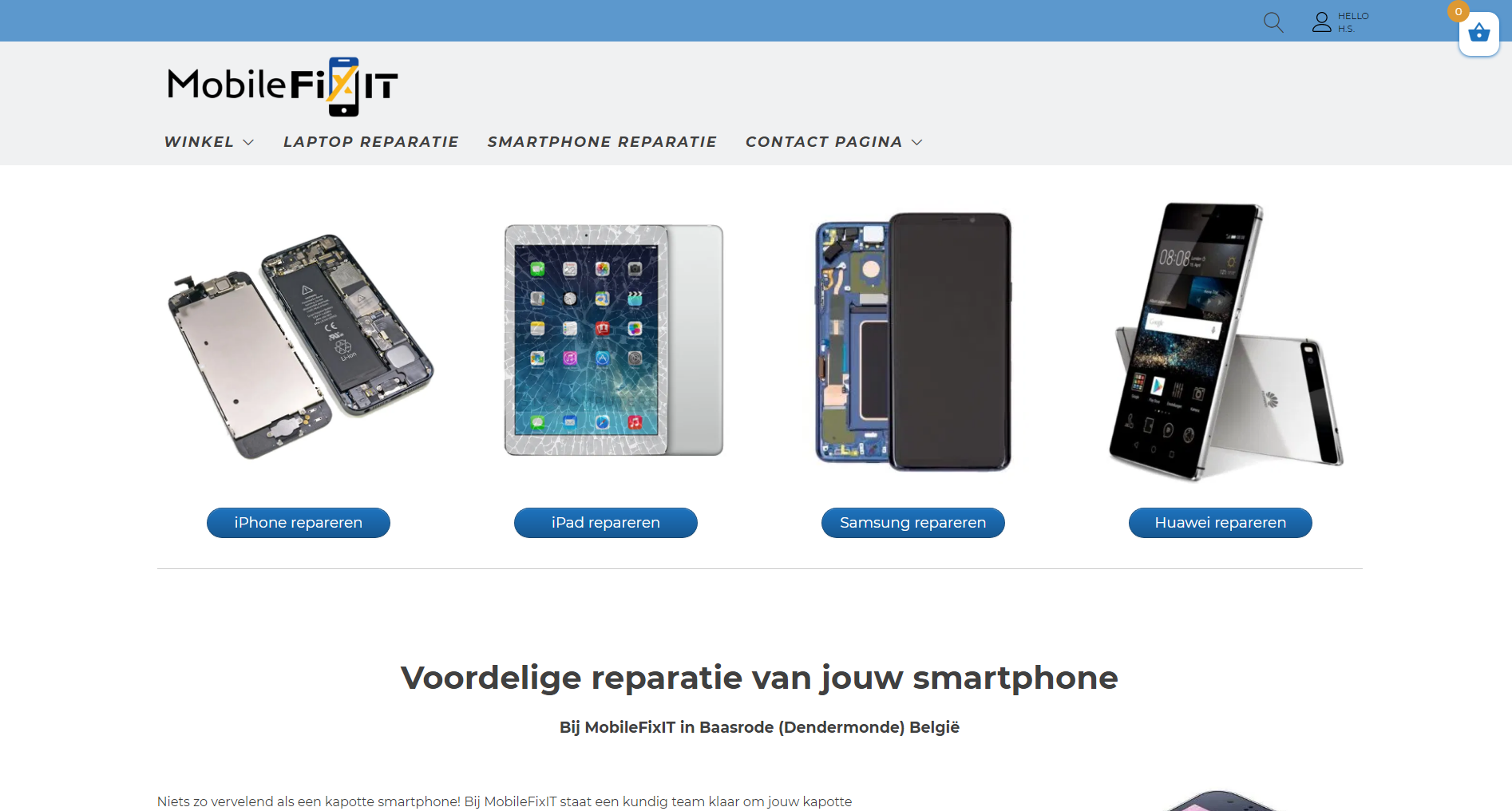 Mobilefixit - telefoon reparaties