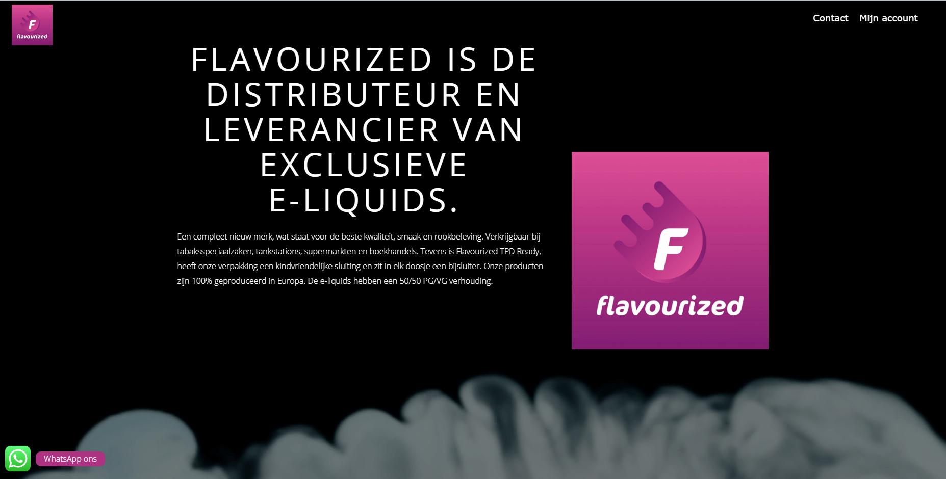 Flavourized E-liquids